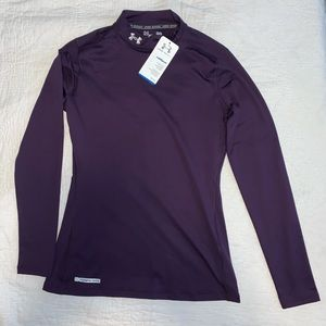 Underarmour ColdGear Fitted LS Compression Top